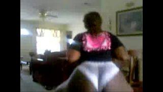 Chubby Ebony BBW Twerking In Panties – spankbang.org