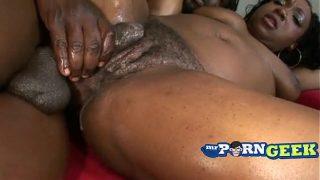 Horny Tiffany Stax gets hardcore pussy pounding