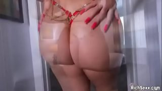 Mixed Thick Bbw Gets Worked Over By BBC