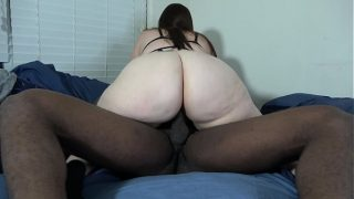 Tight White Pussy Takes Big Cock
